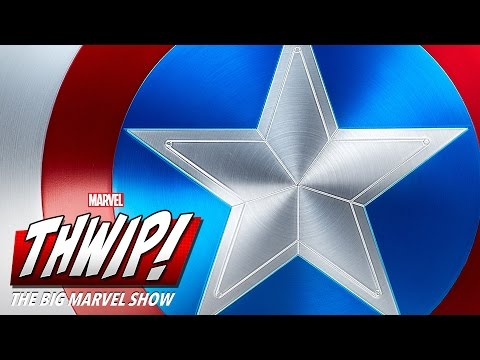 Its an Epic Wrap Battle on Thwip The Big Marvel Show
