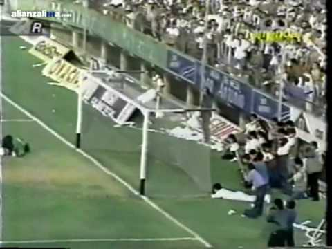 ALIANZA LIMA 6 Universitario 3 20 05 1995 Campeonato Descentralizado 02 07