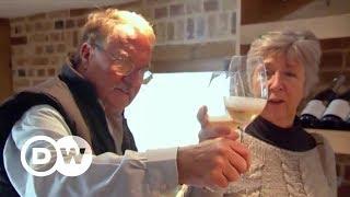 British wine in big demand | DW English