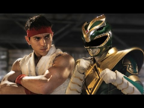 GREEN RANGER vs RYU Super Power Beat Down Episode 15