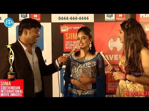 Nandita Tamil Actress@SIIMA 2014, Malaysia - Red Carpet