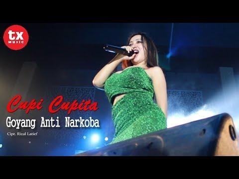 HEBOH GOYANG KHUSUS DEWASA 20th+++ !!! Cupi Cupita Feat Prita Oziel - Goyang Anti Narkoba......