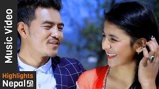 Maya Laune Bha Merai Bhar Para   New Nepali Lok Dohori Song   Khagendra Shreepali, Yojana Joshi