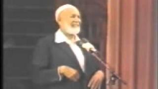 Ahmad Deedat, Contradiction in the Quran أحمد ديدات تناقض فى القرأن