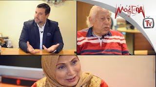 لقاء خاص مع الفنانة فاطمة عيد و المنتج ريتشارد الحاج و المؤلف شفيق الشايب صناع ألبوم أنا بنت عمك