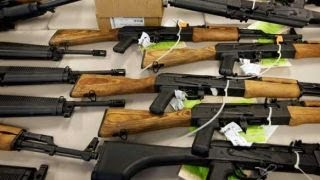 Whatever happened to gun control?