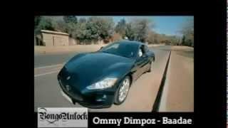 Ommy Dimpoz  - Baadae [BongoUnlock ]