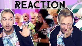 RUPAULS SEASON 9 FINALE REACTION / RECAP (SPOILER ALERT)