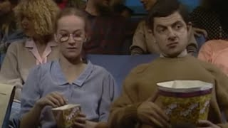 Mr. Bean - At The Cinema