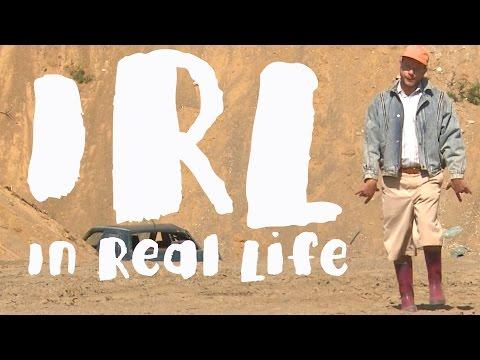 In Real Life lyhytelokuva Biisonimafia