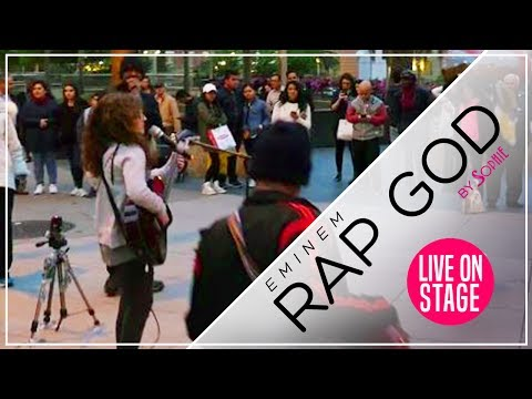 Xxx Mp4 Eminem Rap God Live At Union Square In Downtown San Francisco With Street Band 3gp Sex