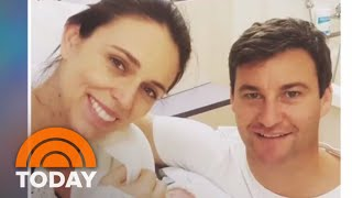 New Zealand Prime Minister Jacinda Ardern Gives Birth To Girl | TODAY