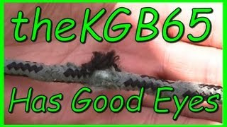 TheKGB65 Has Great Eyes.... I Shot The Rope
