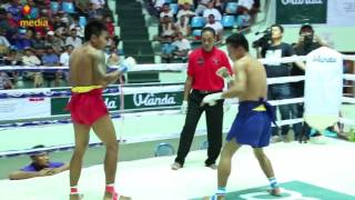 Shwe Kyar vs Shwe Win Maung - © 50Media Myanmar Channel (Culture Must  prevail The World)