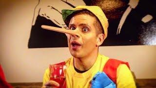 Pinocchio | Rudy Mancuso, Anwar Jibawi, Awkward Puppets & King Bach