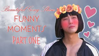 [Beautiful Gong Shim] FUNNY MOMENTS | PART 1