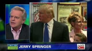 CNN: Jerry Springer: Won