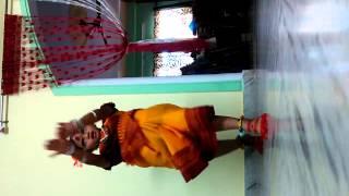 Rangabati Oriya sambalpuri song solo dance by Puji