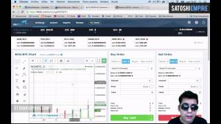 Bytecoin esta subiendo momento para invertir HitBTC
