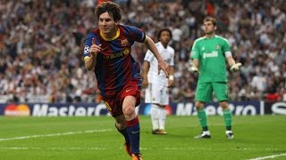 Lionel Messi ● Ultimate Dribbling Skills 2010/2011 |HD
