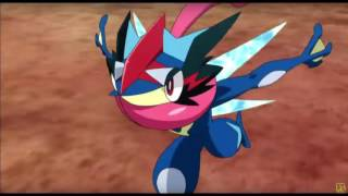 Pokemon XY and Z Episode 32 Preview [Greninja New Move]