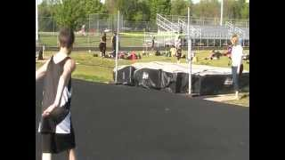 middle school high jump record