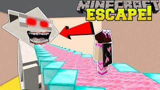 Minecraft: ESCAPE CLOUD OBBY!!! - Modded Custom Map