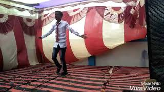 A Block Buster dance by Mr.Roshan of class 9