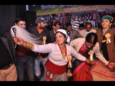 Rawain Jaunsari Garhwali Himanchali Non stop Tandi