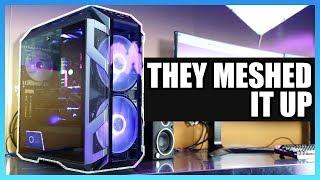 Cooler Master Listened: H500P Mesh & H500M