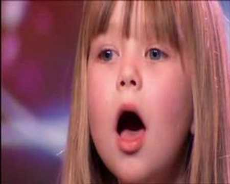 ☆ Britains Got Talent or Americas Got Talent ♥ Connie Talbot WOWs Simon Cowell