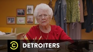 Unwelcome Neighbors- Detroiters- Comedy Central