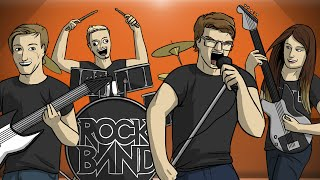 MINI AND THE REISTERS! - Rock Band 4