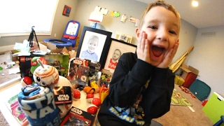 SO MANY TOYS! / Father Son Unboxing! - LEGO, Pokemon, MORE!