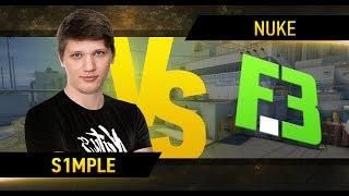 Na`Vi POV: s1mple vs FlipSide @ Adrenaline Cyber League 2017