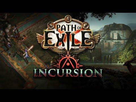 Xxx Mp4 Path Of Exile Incursion Trailer And Developer Introduction 3gp Sex