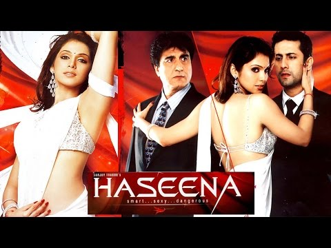 Haseena  (2006)   Hindi Movie   Raj Babbar, Isha Koppikar, Preeti Jhangiani