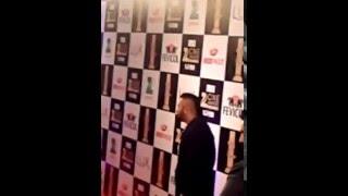 2016 Full of Gold..HONEY SINGH at Zee Cine Awards..