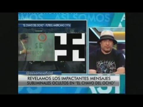 SALFATE Mensajes Subliminales Ocultos en el Chavo del 8