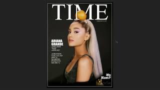 Ariana Grande TIME MAGAZINE