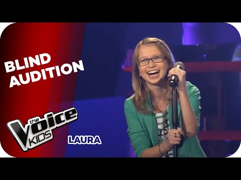 Whitney Houston - I Will Always Love You (Laura) | The Voice Kids 2013 | Blind Audition | SAT 1