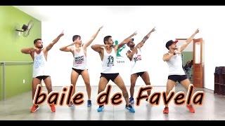 Baile de favela - Lá Furia, coreografia Meu Swingão.