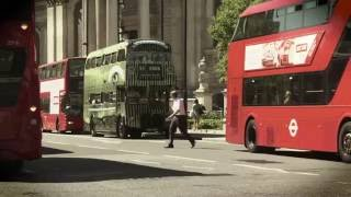The Hendrick's Gin Bus H.E.R.B.E.R.T Comes To London