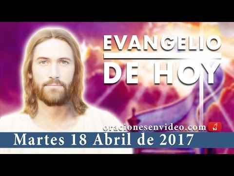 Martes 18 de Abril 2017 He visto al Señor y ha dicho esto