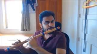 Tum Hi Ho - Aashiqui 2 - Flute (Bansuri) Tutorial