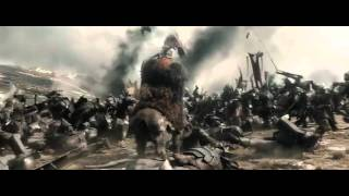 The Hobbit: The Battle of the Five Armies - Extended Edition: Thranduil & Dain in Battle (HD)