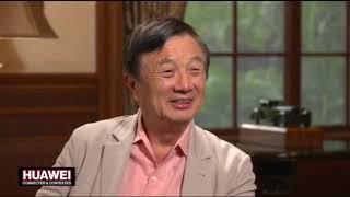 Huawei CEO Ren Zhengfei remains positive, despite U.S. sanctions