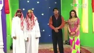 zafri khan and sajan abbas funny punjabi full stage drama