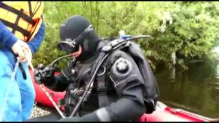 Поиск пропавших девочек на реке Бурея