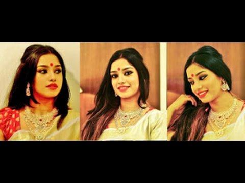 Bengali traditional makeup tutorial (Bijoya special)